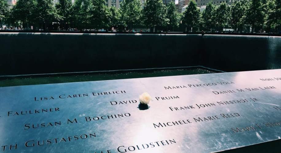 11 de setembro memorial