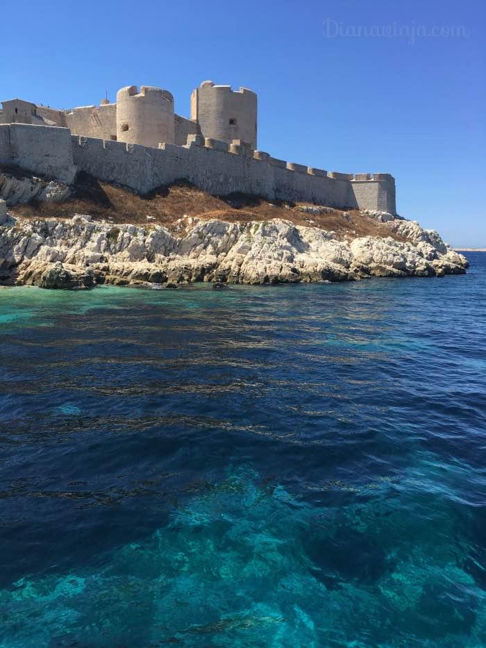 Castelo de If - Chateau DÍf