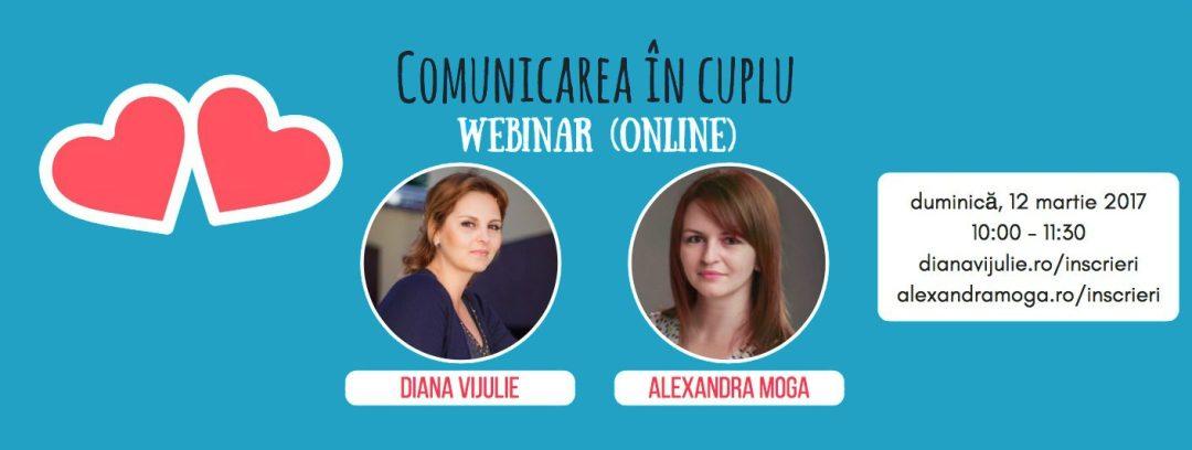 Webinar Comunicarea în cuplu