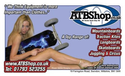 ATBMag Advert for ATBShop