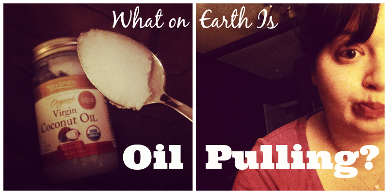 what is oil pulling