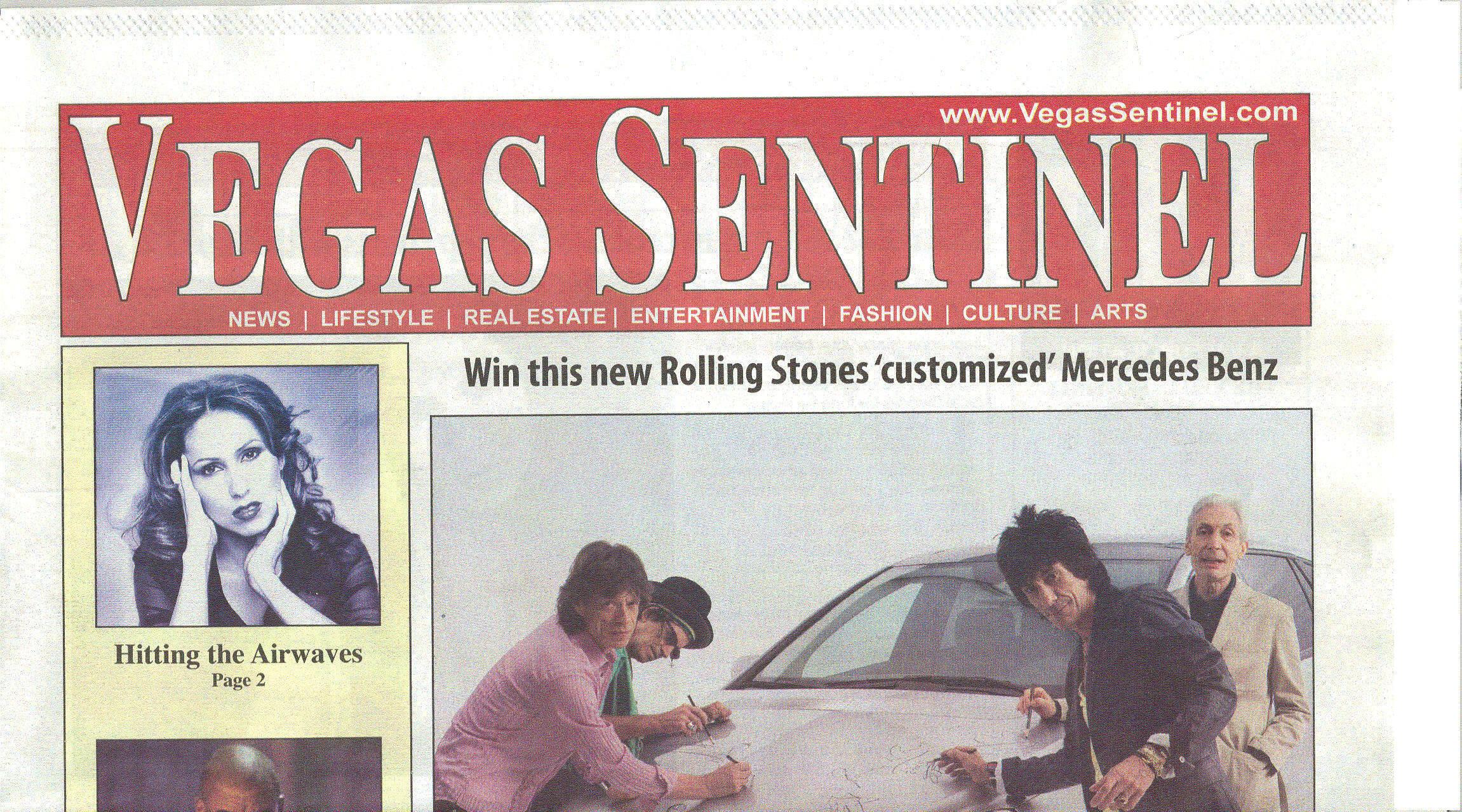 Las Vegas Sentinel