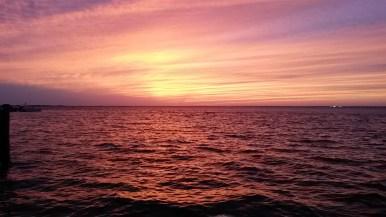 Sunset - Fire Island