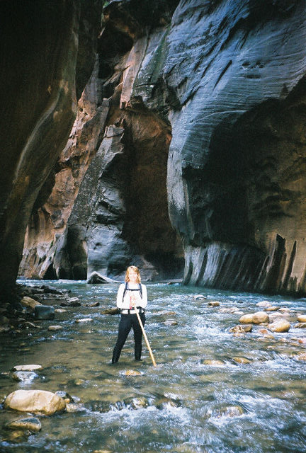 Diane in The Narrows