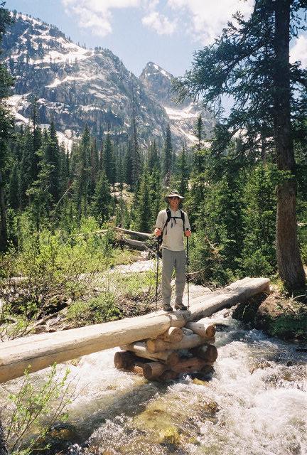 Hiking Cascade Trail
