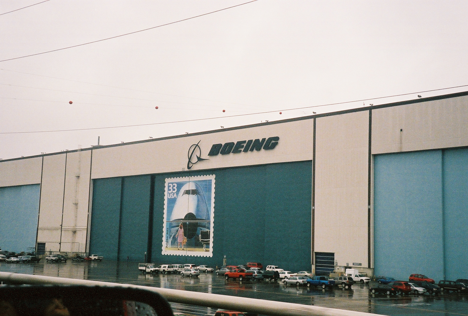 The Boeing Factory