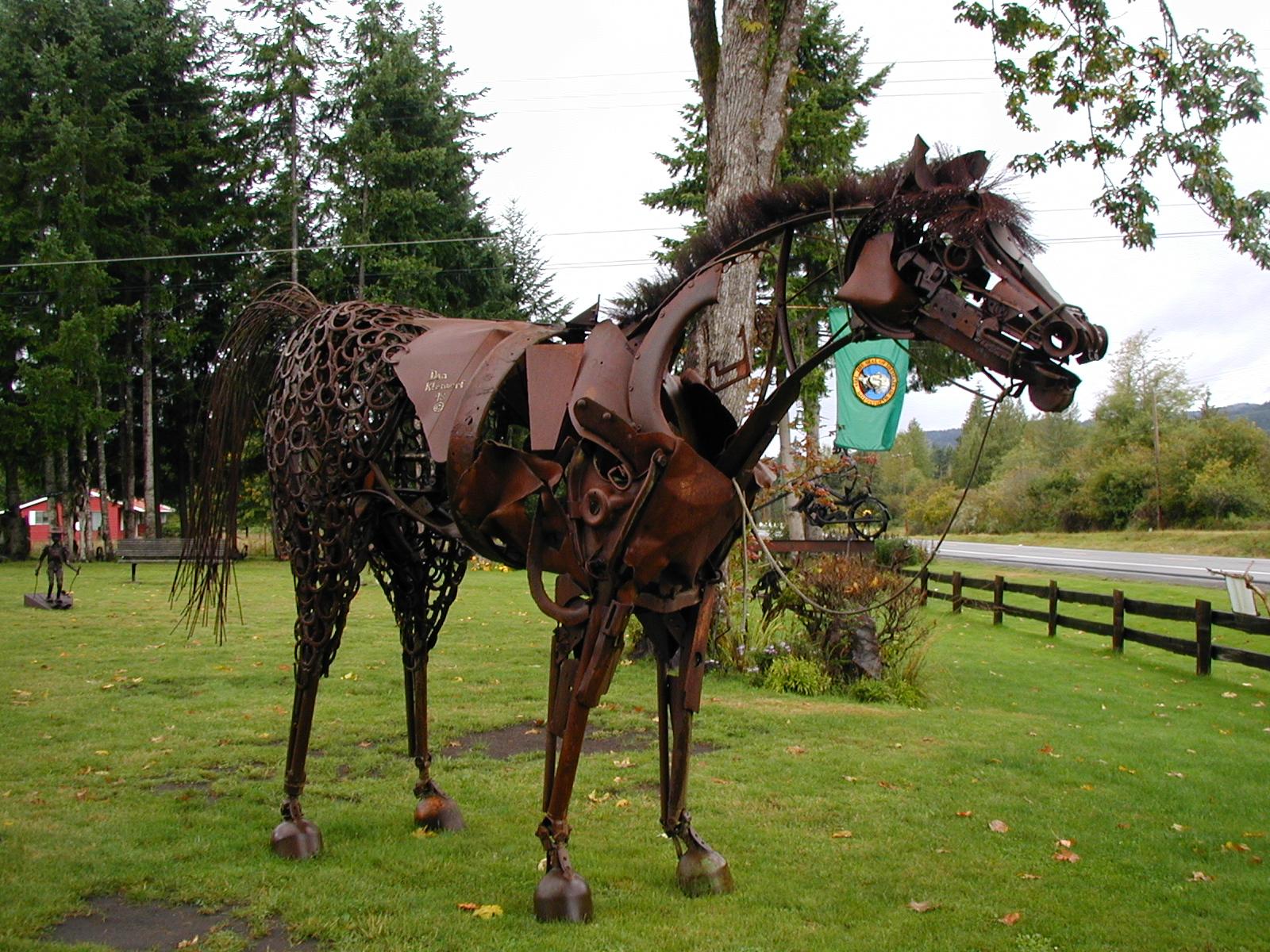 Iron Horse by Dan Klennert