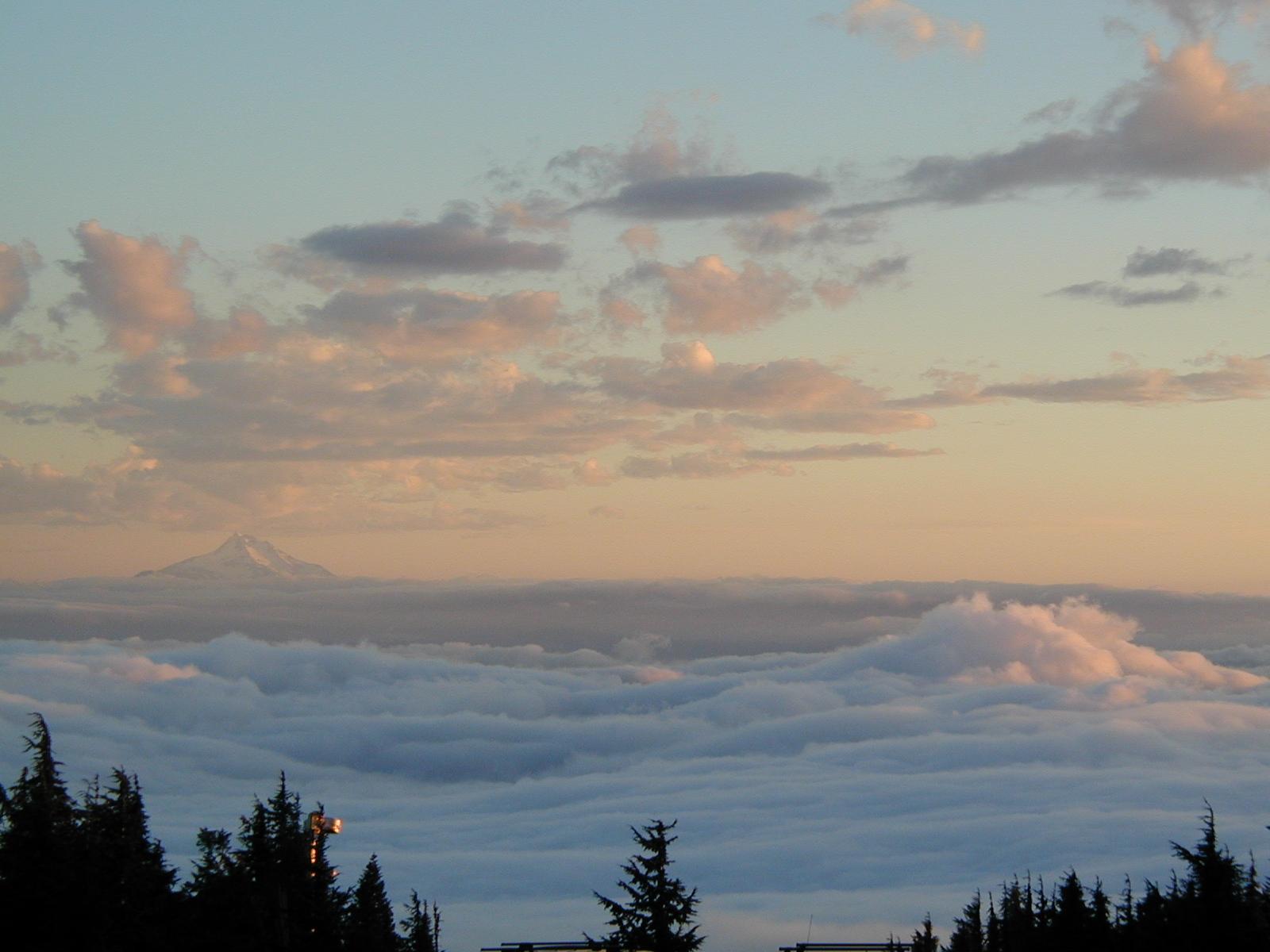 Cloud Shrouded World