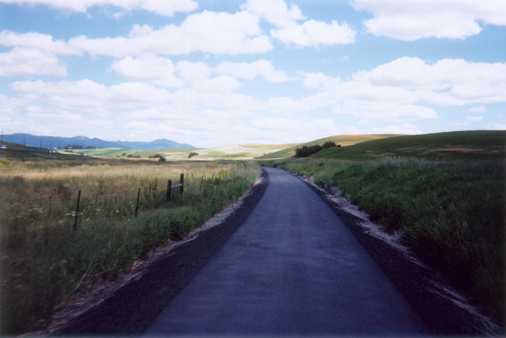 Bill Chipman Palouse Trail