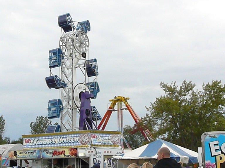 FALL FAIR TIME