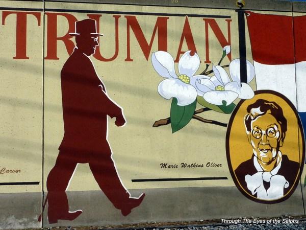 Harry Truman, of course!