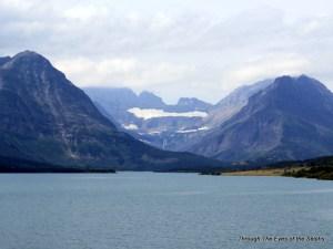 Lake Sherburne and Grinnell Glacier