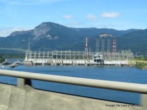 Bonneville Dam First Powerhouse