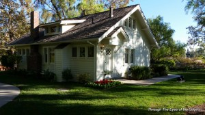 Nixon was born and lived as a child in this very house on this very location