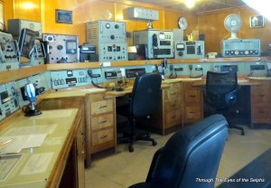 Established in 1979, W6RO was the first permanent amateur radio station to be installed aboard a museum ship and is manned most days by volunteers