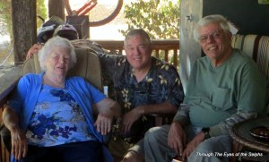 Aunt Emily, Bill and George Selph