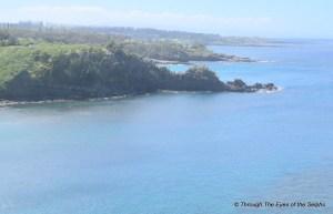 Honolua Bay looking south