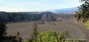 Kilauea Iki Crater created in 1959