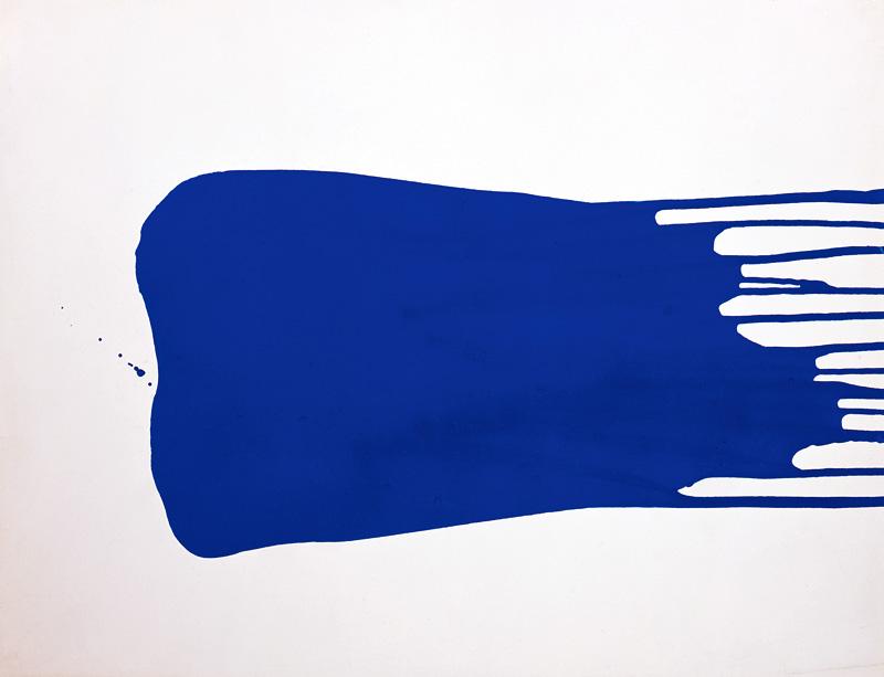 D Ou Vient La Couleur Bleu Klein Diane