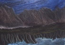 Black Cliff Sea