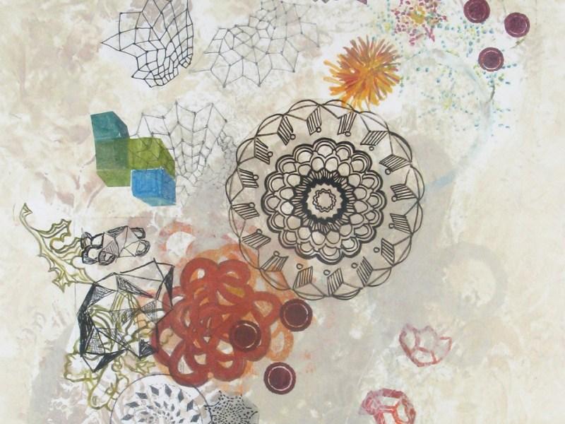 Diane Cionni, Reason and Romance #1, 2012, OG12DC0745