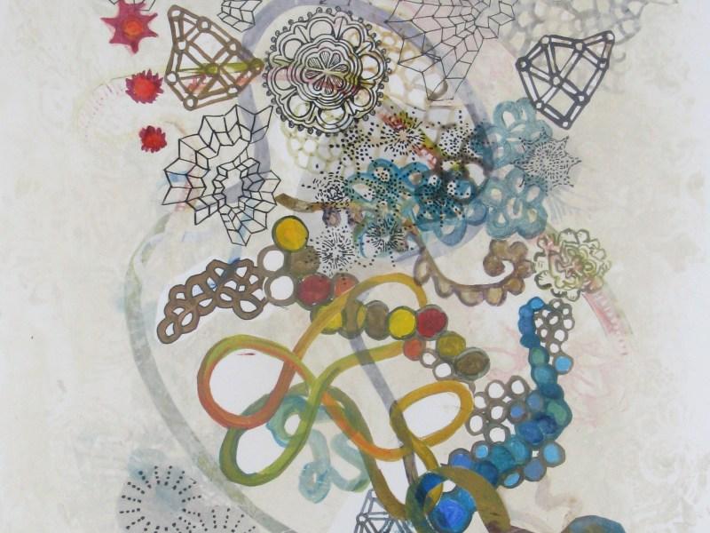 Diane Cionni, Reason and Romance #6, 2012, OG12DC0750
