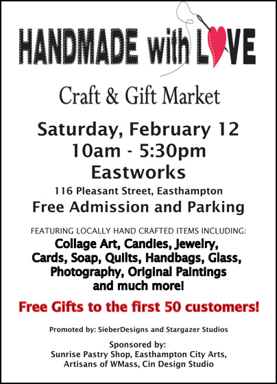 Handmade with Love - Craft & Gift Market