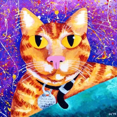 The Stripedie Portrait 750 pixels