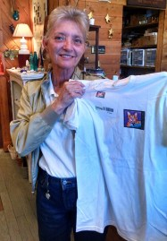 Margene with DDP T Shirt