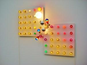 Frieze Colored Lights