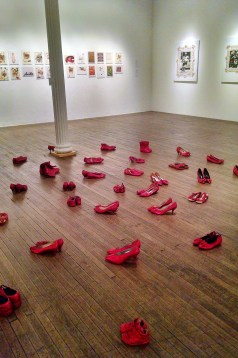 Soho Gallery Ruby Slippers