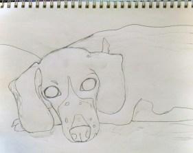 Famous Chillin Sketch