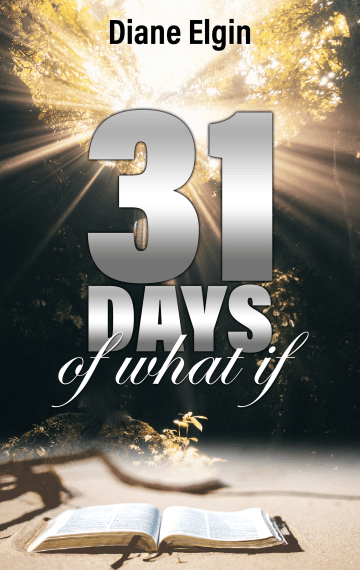 31 days of what if, cover art