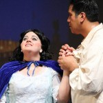 Diane Kalinowski and T'au Pupu'a in Tosca, Connecticut Concert Opera