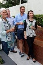 Barry & Ros Farewell w Liam and Celia