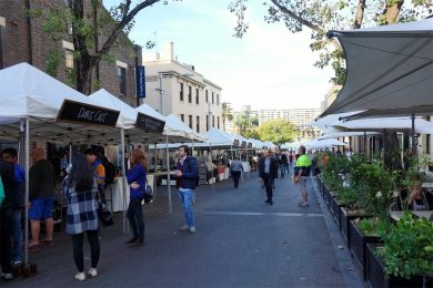 The Market at The Rocks