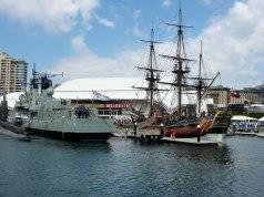 Maritime Museum in Darling Harbour