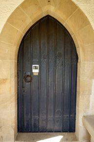 St. John the Baptist door, Buckland