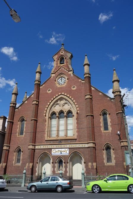 Gateway Baptist!