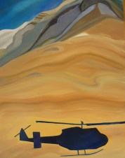 Above-the-Mountains-Dead-Elk-Lake-Bugaboos--24x18