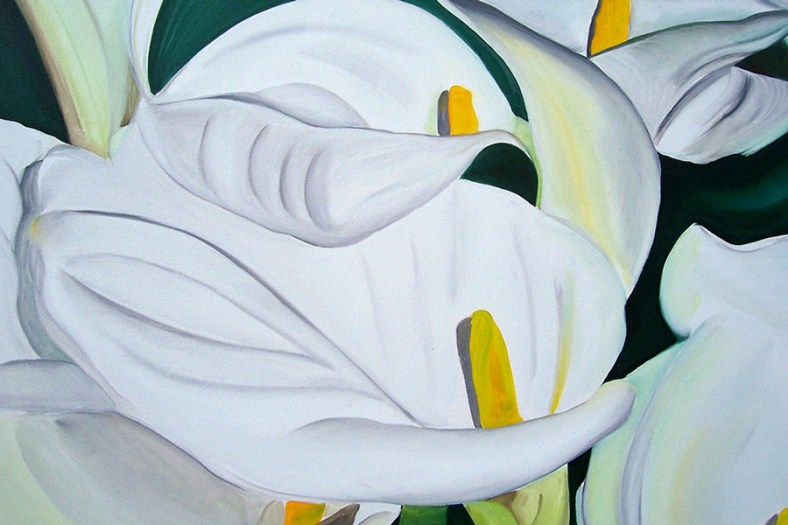 Georgio's Calla Lillies (1) 24x30