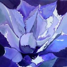 Succulent-Violet-Agave-36x36