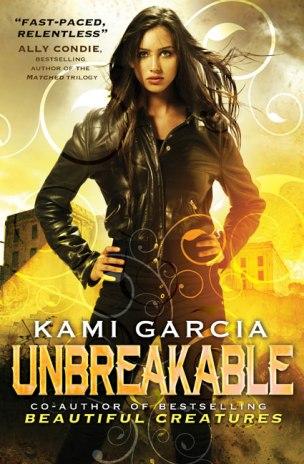 Kami Garcia/Unbreakable UK