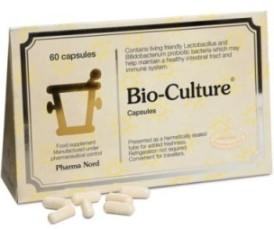 Bio Culture Probiotics 60 capsules