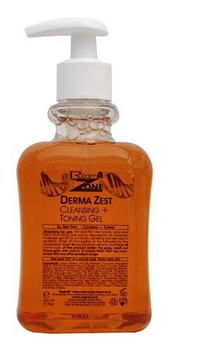 RegimA Derma Zest Cleansing Toning Gel 100ml 300ml