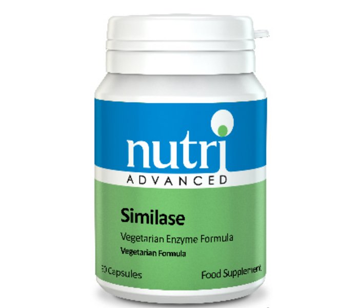 Nutri Similase Digestive Enzymes 90 capsules