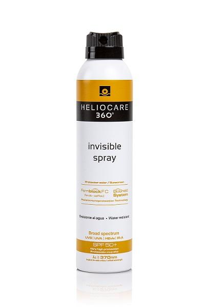 Heliocare 360 Invisible Spray 200ml 2
