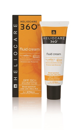 Heliocare 360 Fluid Cream SPF 50        50ML