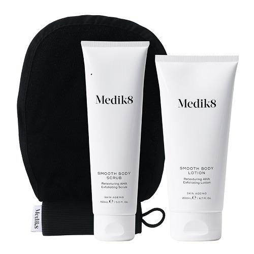 Medik8 Smooth Body Exfoliating Kit Diane Nivern Clinic Manchester