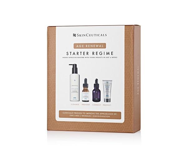 Skinceuticals Age Renewal Starter Regime Set